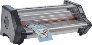 Gbc Ultima 65 27 Quot Roll Laminator For Bubble Free Laminations