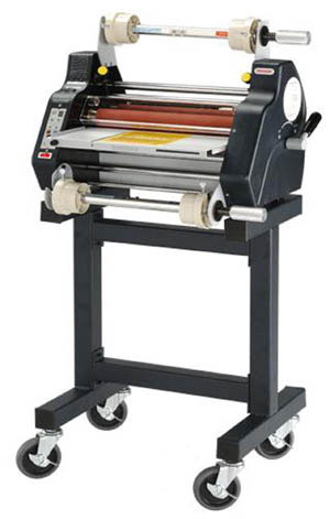 Tamerica Versalam 1300 Roll laminator with stand single and double side lamination