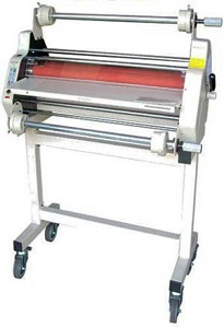 Tamerica Versalam 2700 roll laminator with stand speed and temperature controls